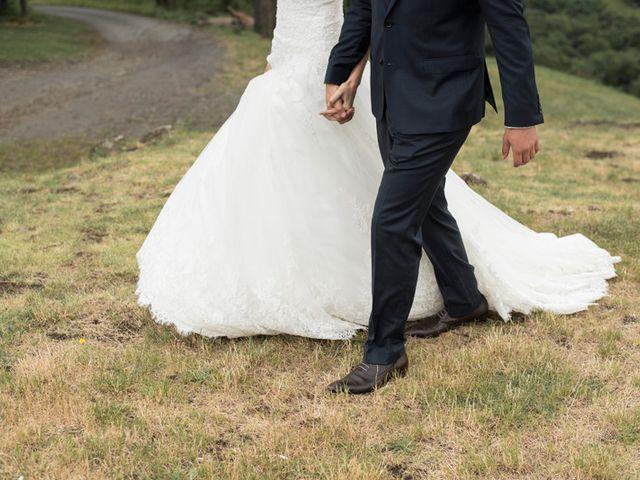 Le mariage de Antoine et Regina à Saint-Sandoux, Puy-de-Dôme 24