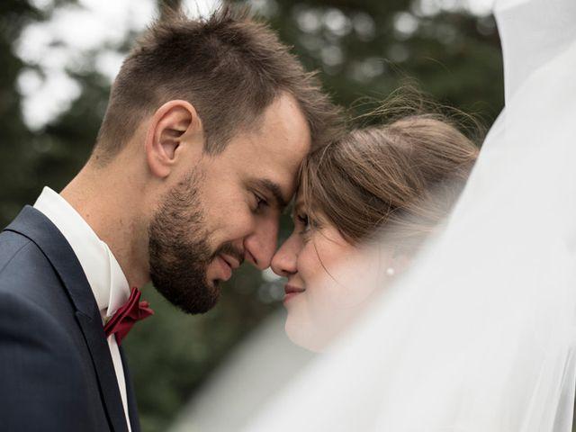 Le mariage de Antoine et Regina à Saint-Sandoux, Puy-de-Dôme 28