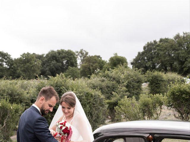 Le mariage de Antoine et Regina à Saint-Sandoux, Puy-de-Dôme 30