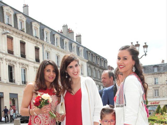 Le mariage de Julien et Alison à Compiègne, Oise 17