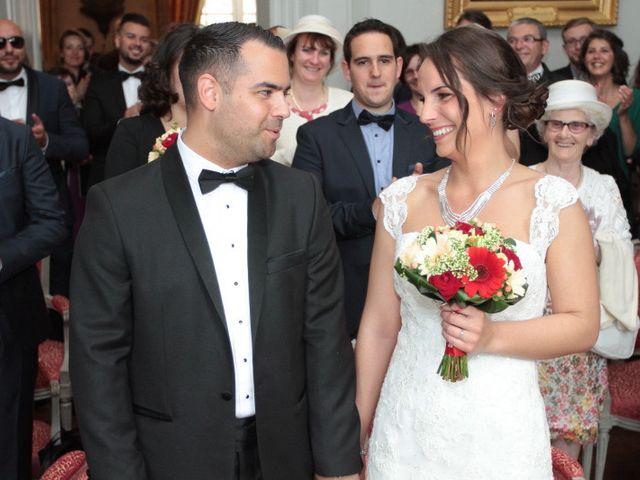 Le mariage de Julien et Alison à Compiègne, Oise 21