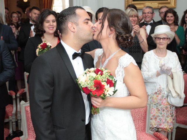 Le mariage de Julien et Alison à Compiègne, Oise 22