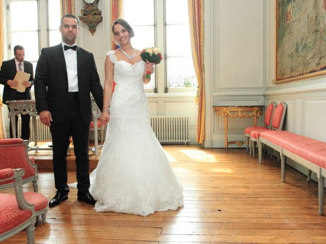 Le mariage de Julien et Alison à Compiègne, Oise 28