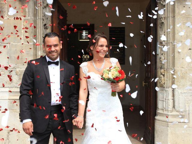 Le mariage de Julien et Alison à Compiègne, Oise 32