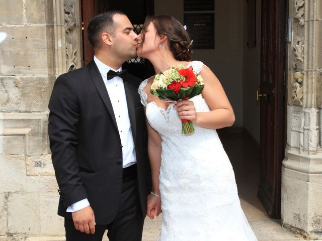 Le mariage de Julien et Alison à Compiègne, Oise 34