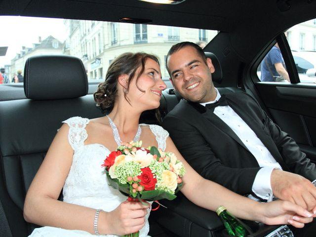 Le mariage de Julien et Alison à Compiègne, Oise 35