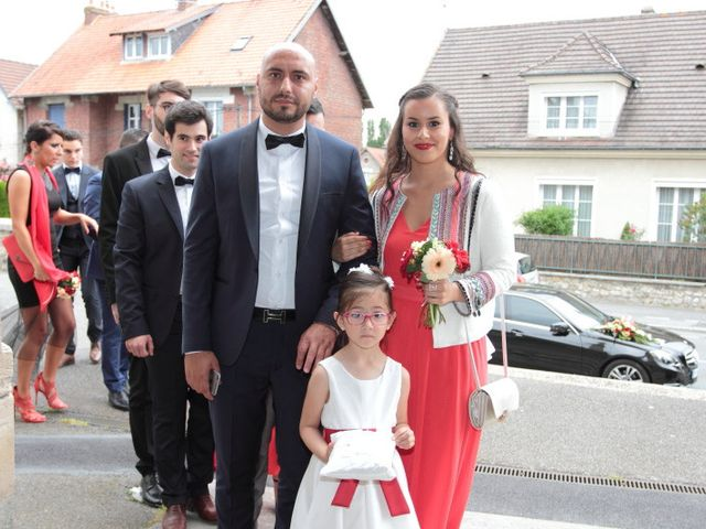 Le mariage de Julien et Alison à Compiègne, Oise 40