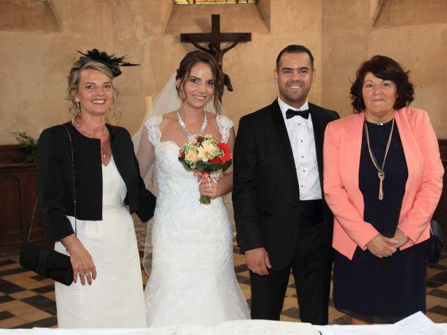 Le mariage de Julien et Alison à Compiègne, Oise 59