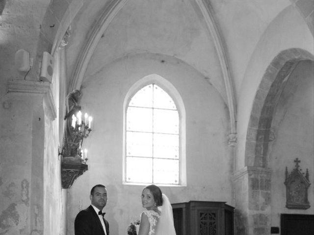 Le mariage de Julien et Alison à Compiègne, Oise 60
