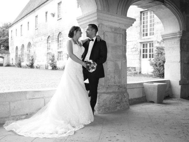 Le mariage de Julien et Alison à Compiègne, Oise 82