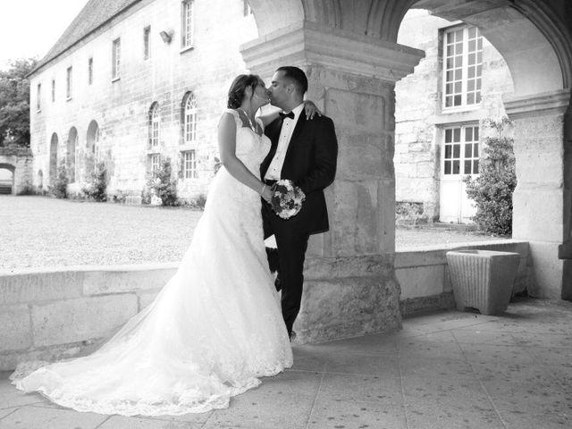 Le mariage de Julien et Alison à Compiègne, Oise 83