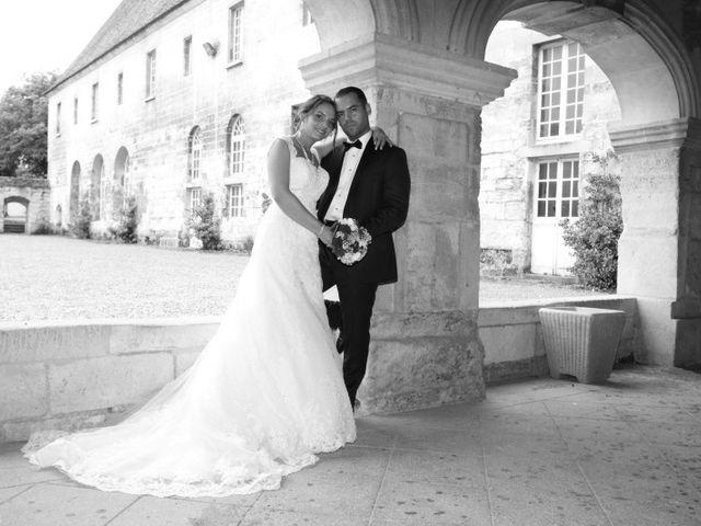 Le mariage de Julien et Alison à Compiègne, Oise 1