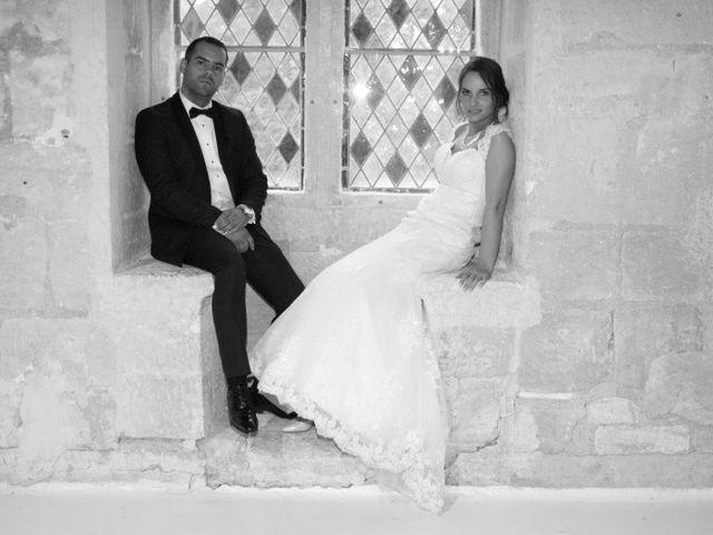Le mariage de Julien et Alison à Compiègne, Oise 92