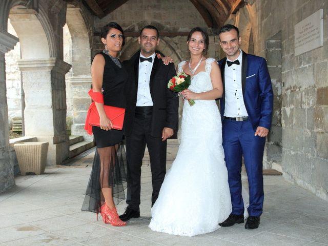 Le mariage de Julien et Alison à Compiègne, Oise 93