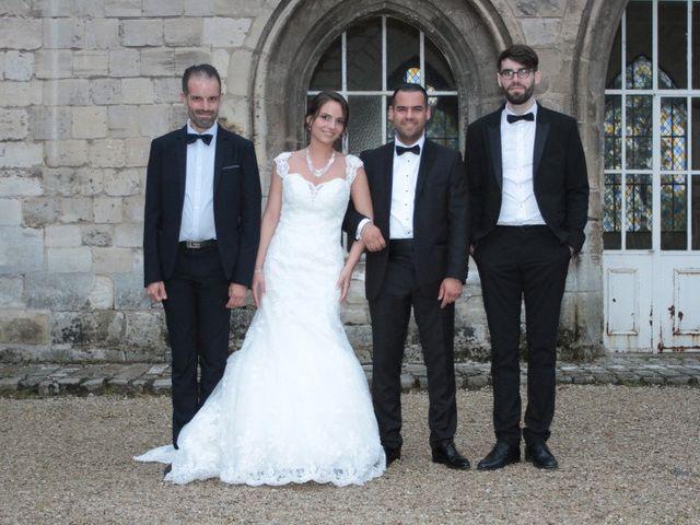 Le mariage de Julien et Alison à Compiègne, Oise 105