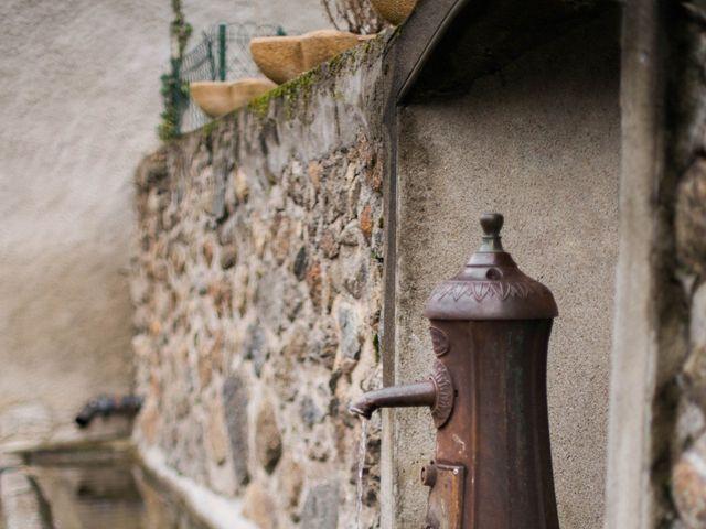 Le mariage de Yannick et Alice à Ax-les-Thermes, Ariège 5