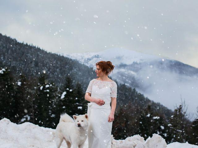 Le mariage de Yannick et Alice à Ax-les-Thermes, Ariège 11