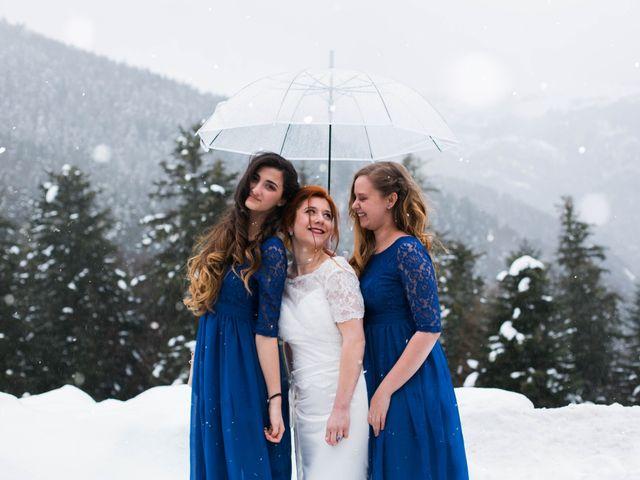 Le mariage de Yannick et Alice à Ax-les-Thermes, Ariège 13