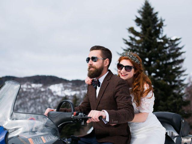 Le mariage de Yannick et Alice à Ax-les-Thermes, Ariège 1
