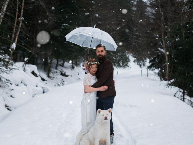 Le mariage de Yannick et Alice à Ax-les-Thermes, Ariège 17