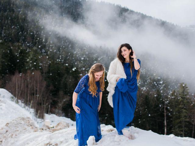 Le mariage de Yannick et Alice à Ax-les-Thermes, Ariège 23