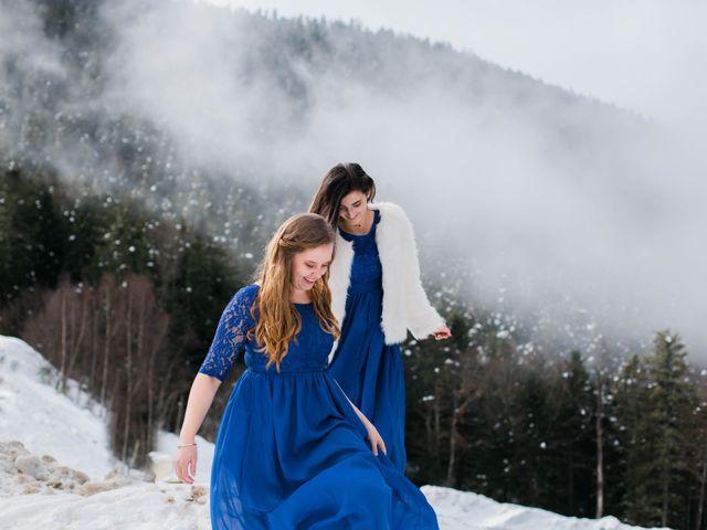 Le mariage de Yannick et Alice à Ax-les-Thermes, Ariège 24