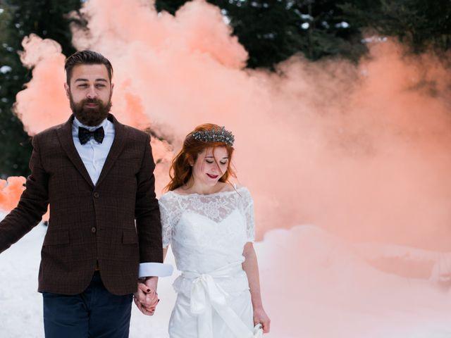 Le mariage de Yannick et Alice à Ax-les-Thermes, Ariège 26