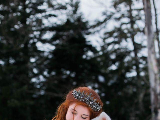 Le mariage de Yannick et Alice à Ax-les-Thermes, Ariège 35