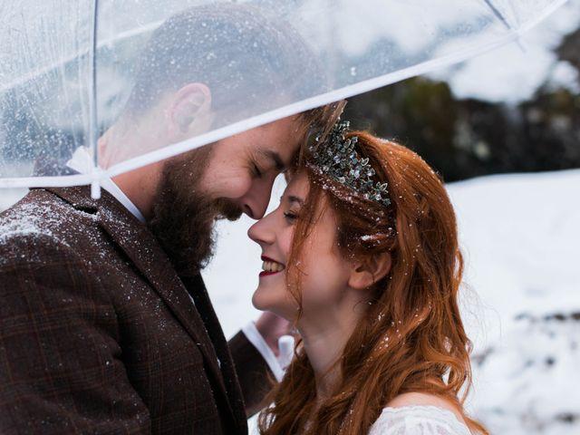 Le mariage de Yannick et Alice à Ax-les-Thermes, Ariège 42