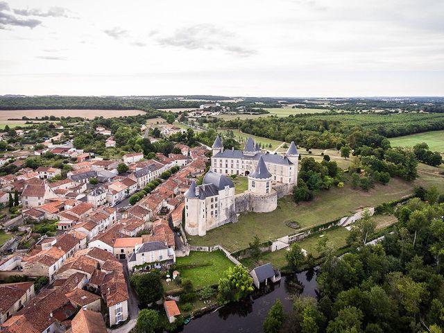 Le mariage de Stan et Marion à Verteuil-sur-Charente, Charente 2