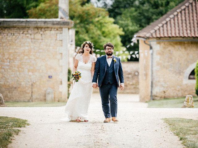 Le mariage de Stan et Marion à Verteuil-sur-Charente, Charente 15