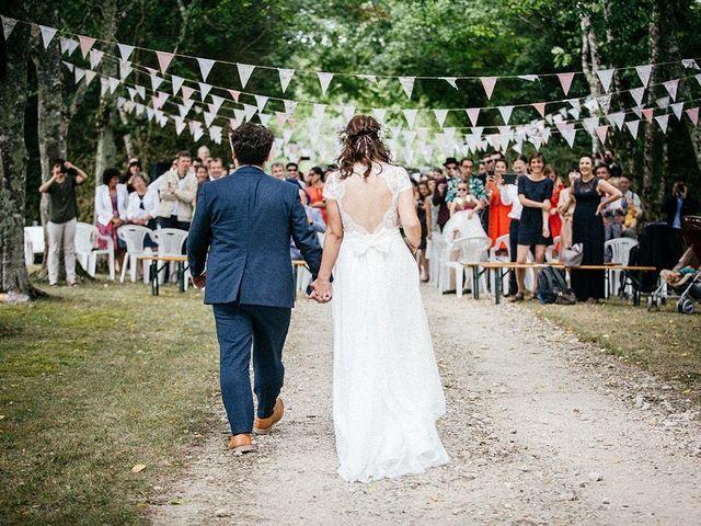 Le mariage de Stan et Marion à Verteuil-sur-Charente, Charente 17