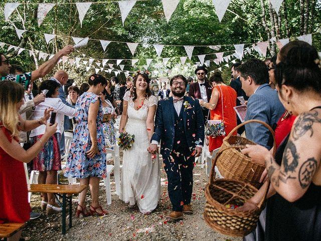 Le mariage de Stan et Marion à Verteuil-sur-Charente, Charente 32