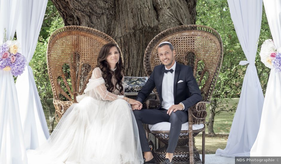Le mariage de Ilan et Jessica à Galluis, Yvelines