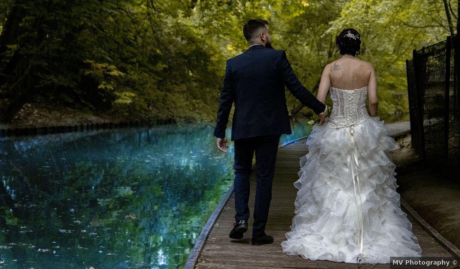 Le mariage de Violaine et Julien à Champigny-sur-Marne, Val-de-Marne