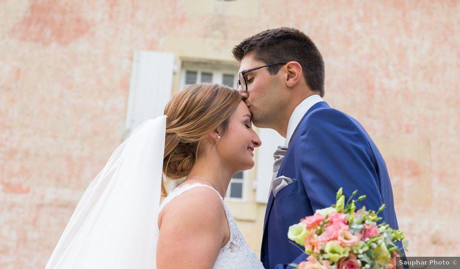 Le mariage de Guillaume et Margaux à Bessines, Deux-Sèvres