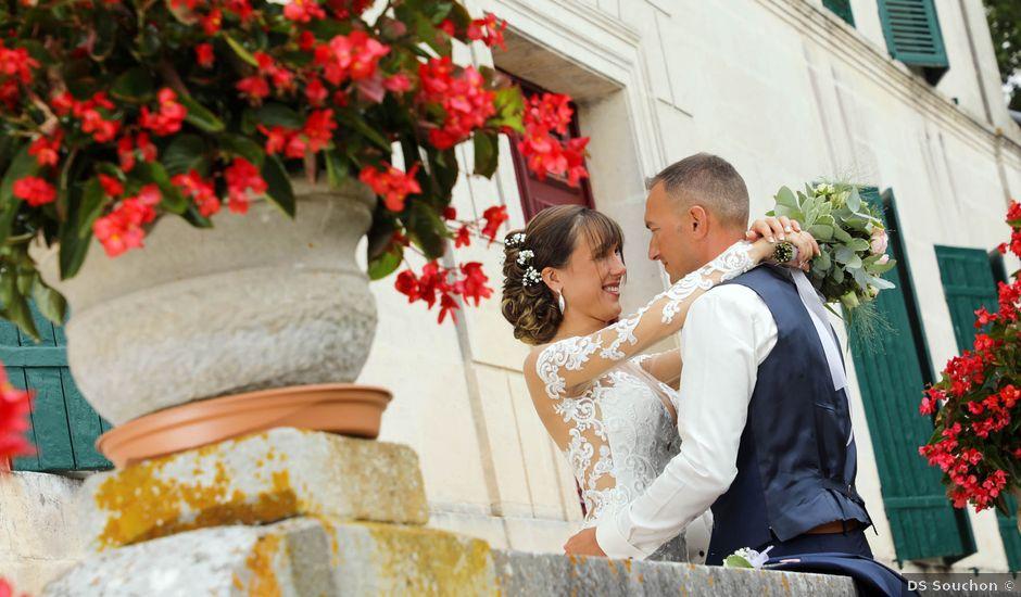 Le mariage de Yoann et Charlène à Archiac, Charente Maritime