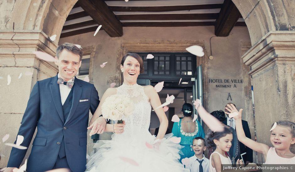 Le mariage de Julien et Audrey à Thionville, Moselle