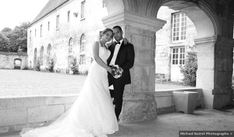Le mariage de Julien et Alison à Compiègne, Oise