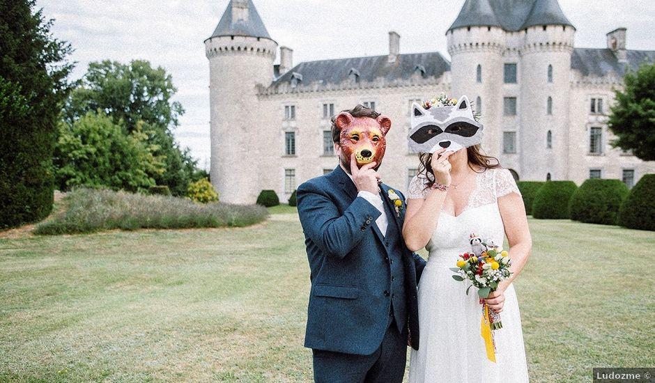 Le mariage de Stan et Marion à Verteuil-sur-Charente, Charente