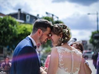 Le mariage de Charlène et Mikaël