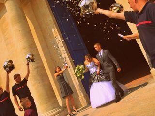 Le mariage de Angélique et Florian