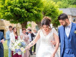 Le mariage de Marie et Gaëtan