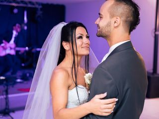 Le mariage de Lenka et Stéphane