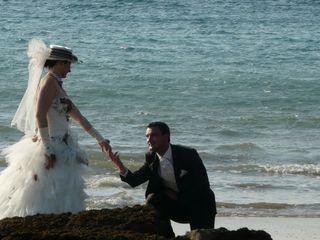 Le mariage de Cédric et Mélinda