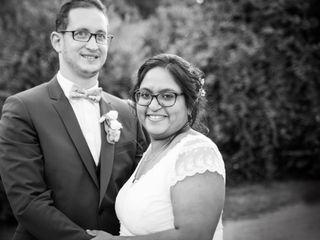 Le mariage de Mohini et Clément