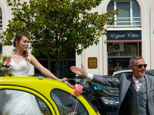 Le mariage de Mikaël et Charlène à Saint-Médard-en-Jalles, Gironde 1