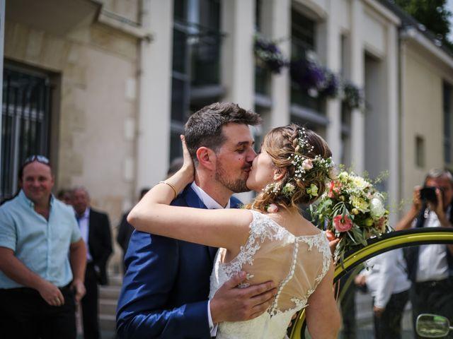 Le mariage de Mikaël et Charlène à Saint-Médard-en-Jalles, Gironde 5