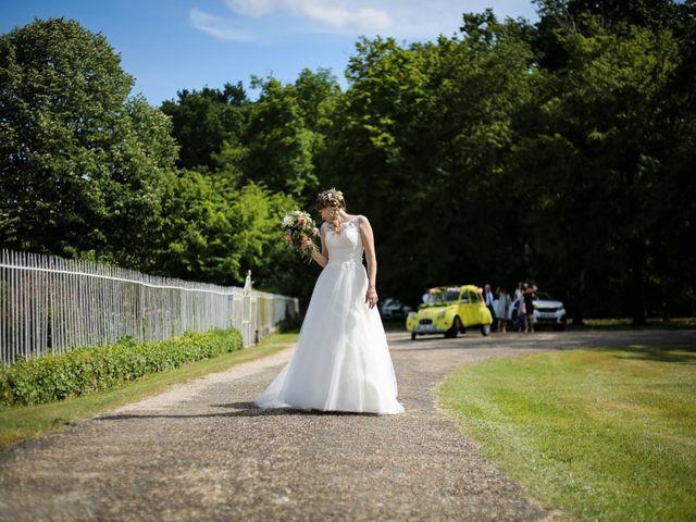 Le mariage de Mikaël et Charlène à Saint-Médard-en-Jalles, Gironde 10