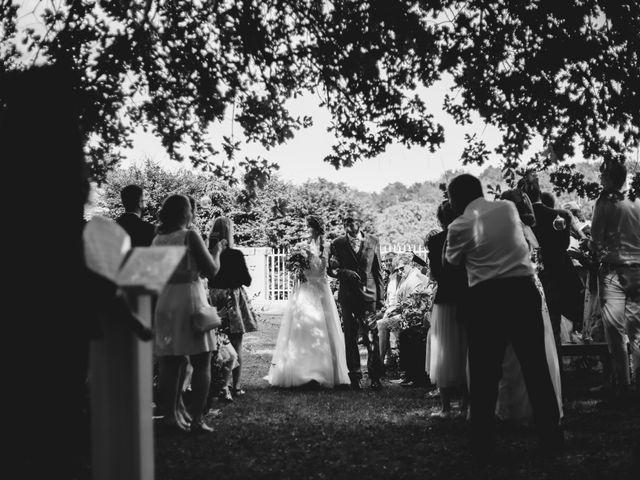 Le mariage de Mikaël et Charlène à Saint-Médard-en-Jalles, Gironde 15